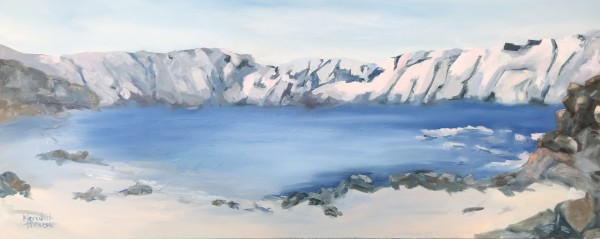 Glacier Lake by Meredith Howse