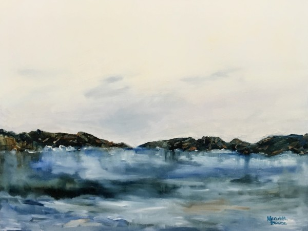 Reflections on Water by Meredith Howse