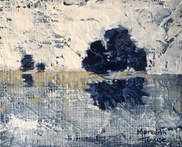 Wicker Park Blue 6 by Meredith Howse