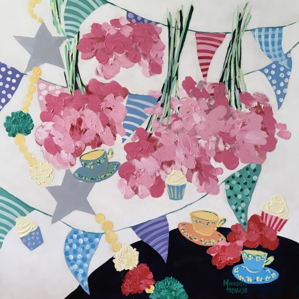 Flowers, Cupcakes and Teacups! by Meredith Howse