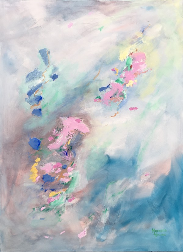 White Opalescence by Meredith Howse