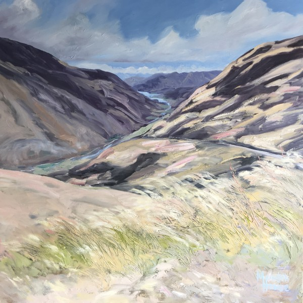 Road to Queenstown by Meredith Howse