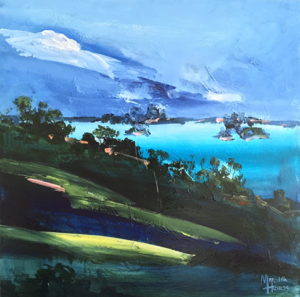 Turquoise Islands by Meredith Howse