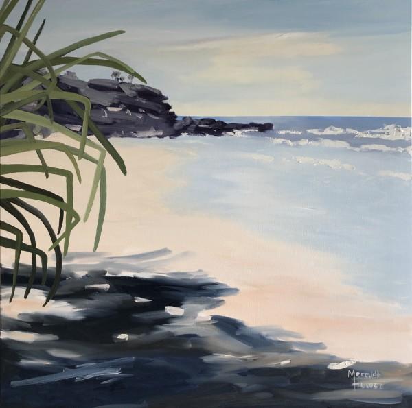 Yaroomba Beach by Meredith Howse