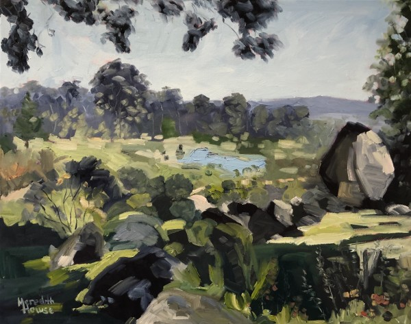 Japanese Gardens at Cowra by Meredith Howse