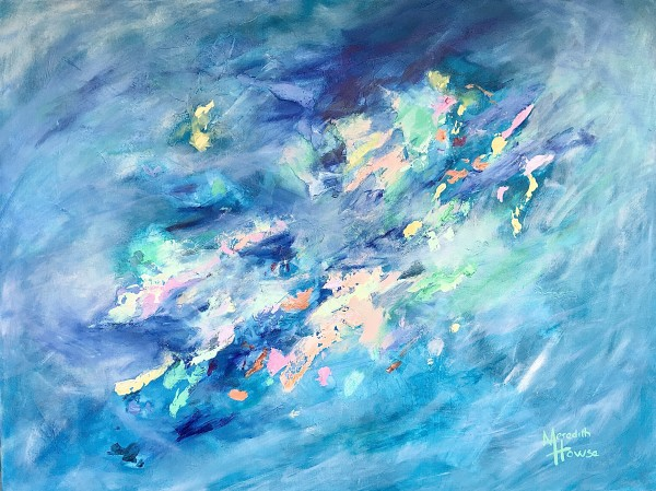 Green Opalescent by Meredith Howse