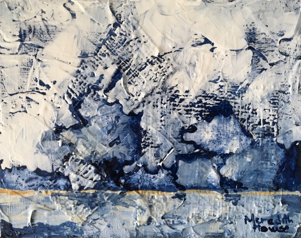 Wicker Park Blue 1 by Meredith Howse
