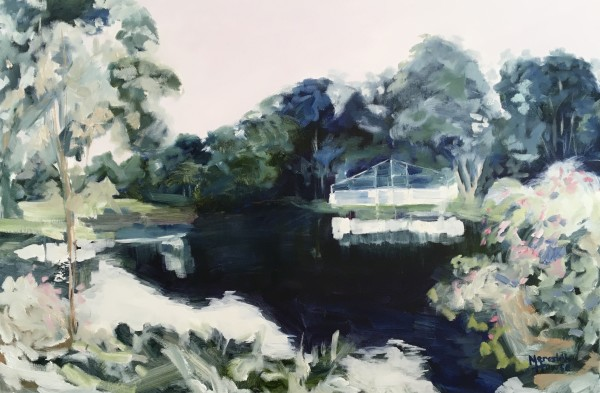 Golden Ponds by Meredith Howse