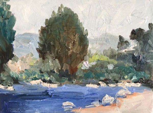 Pine Island, Canberra by Meredith Howse