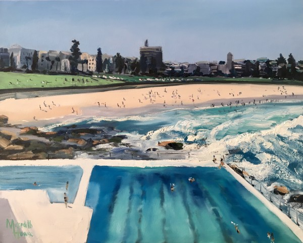 Bondi Beach by Meredith Howse