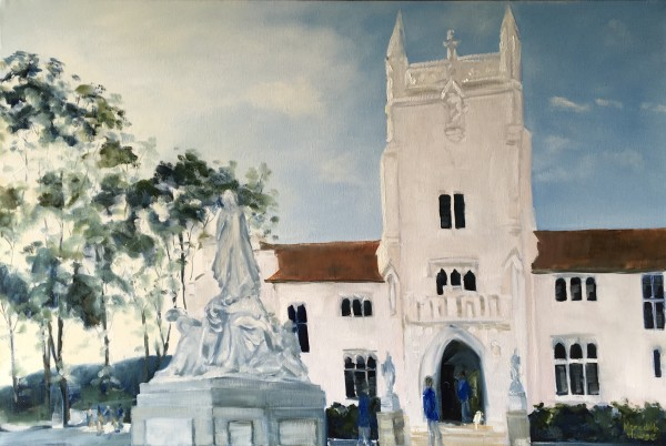 White Tower Ashgrove by Meredith Howse
