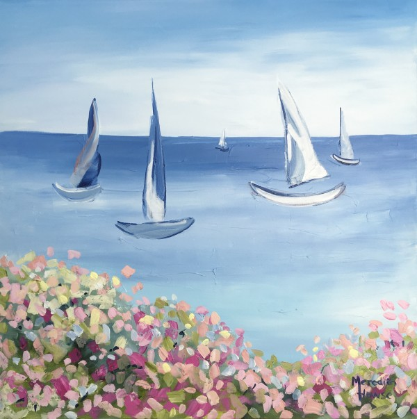 Sydney to Hobart by Meredith Howse