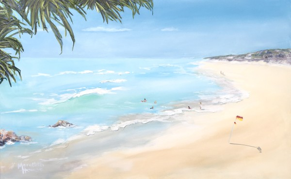 Stradbroke Island - Commission by Meredith Howse