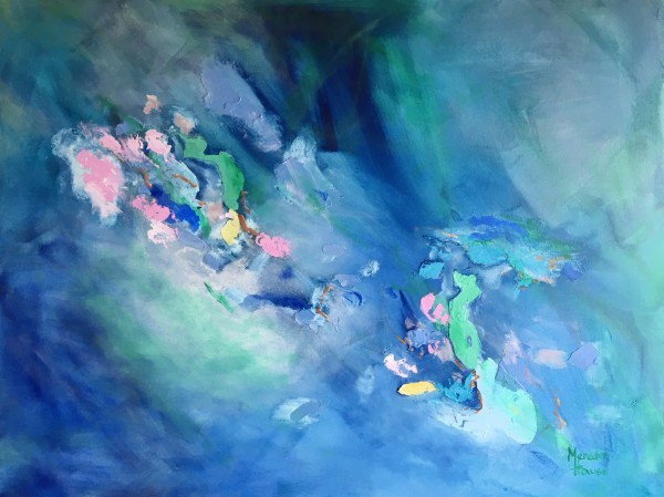 Pink Opalescent by Meredith Howse