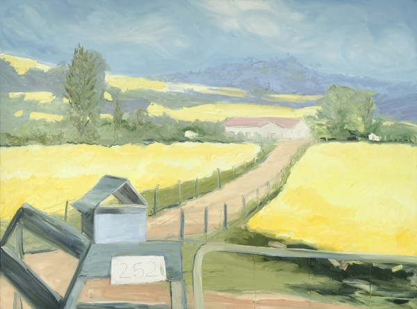 Golden Canola by Meredith Howse