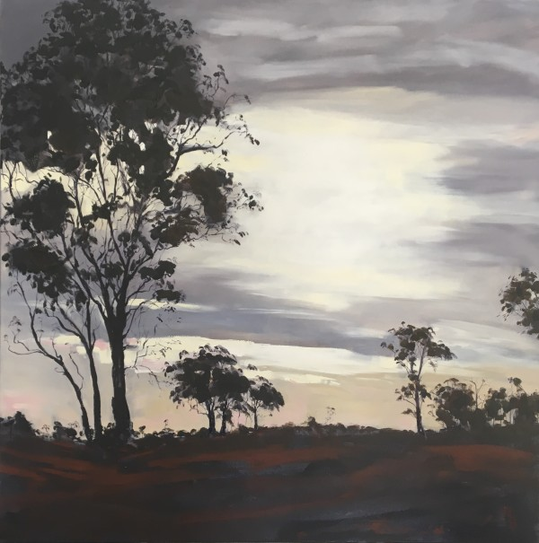 Sunrise over Carinyah by Meredith Howse