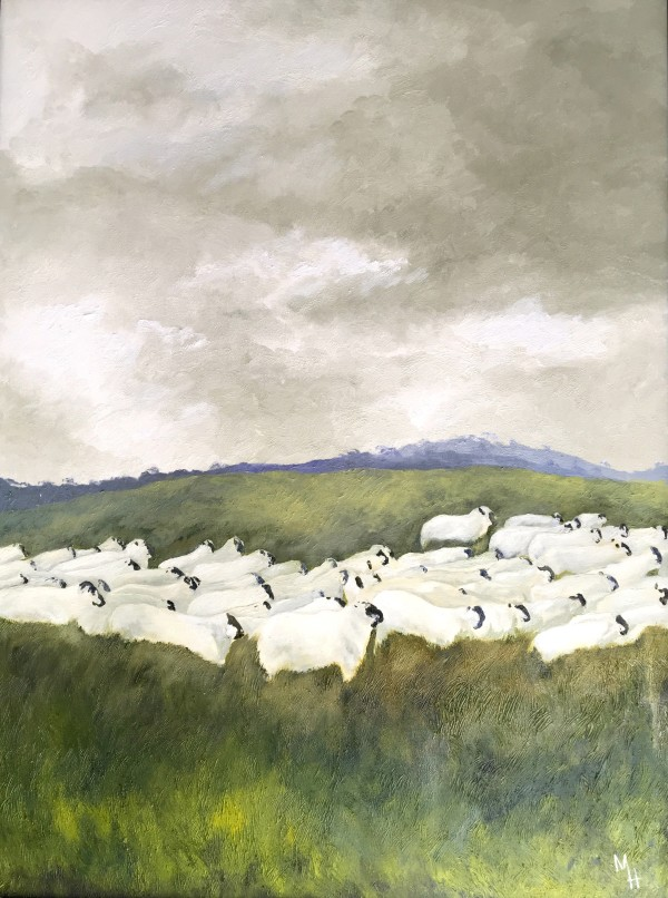 Sheep by Meredith Howse