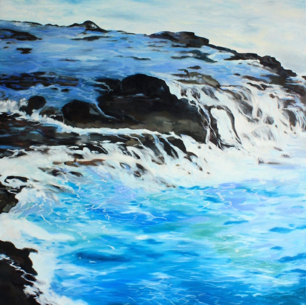 Ocean - 'Sublime Sea' by Meredith Howse