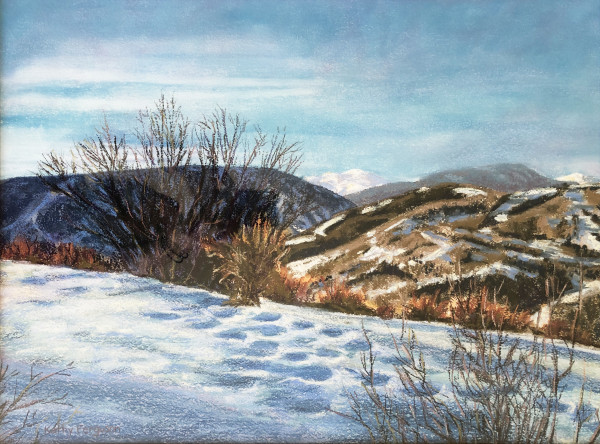 Beaver Creek Vista by Kathy Ferguson