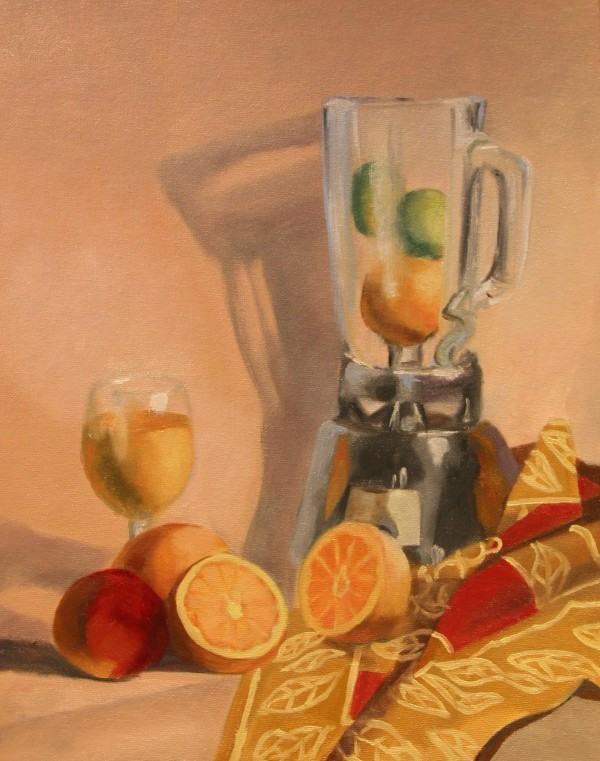 Juice Anyone? by Kathy Ferguson