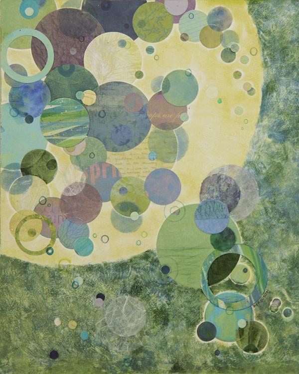 Gravity Goes Awry by Kathy Ferguson