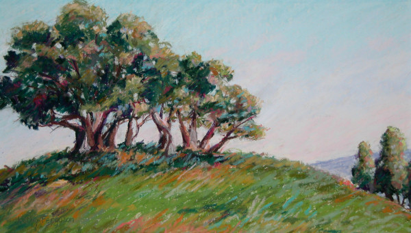 Paso Robles Oak by Kathy Ferguson