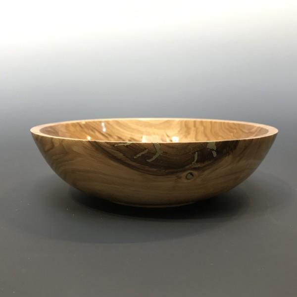 Burr Oak Bowl by John Andrew