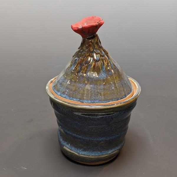 Poppy Jar by Susan Mattson