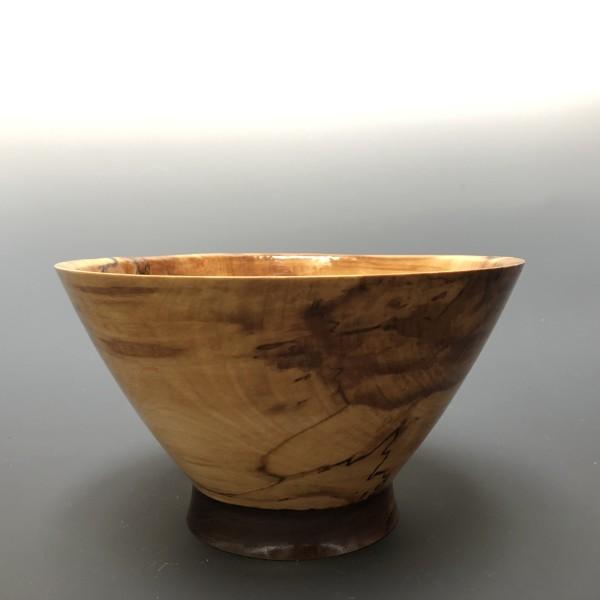 Spalted Birch Vessel by John Andrew