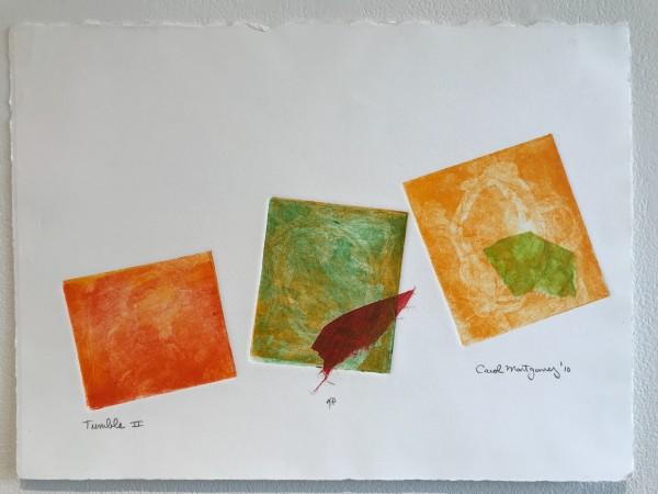 Tumble II by Carol Montgomery