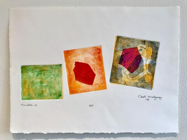 Tumble III by Carol Montgomery