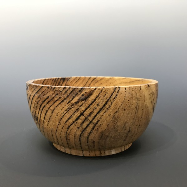 Spalted Elm Bowl by John Andrew