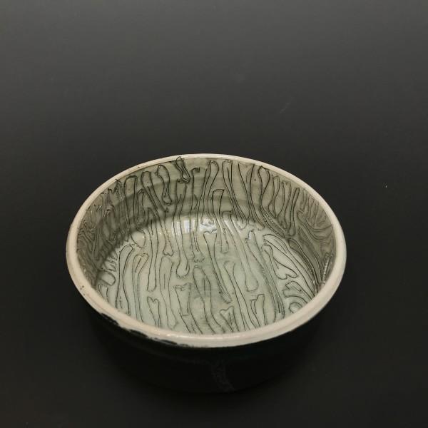 Bone Bowl by Andrew  Rivera