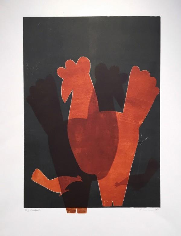 Big Chicken by Back40: Larry Calkins & Becky Street