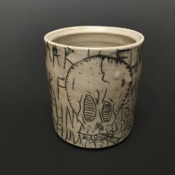 Cup by Andrew  Rivera