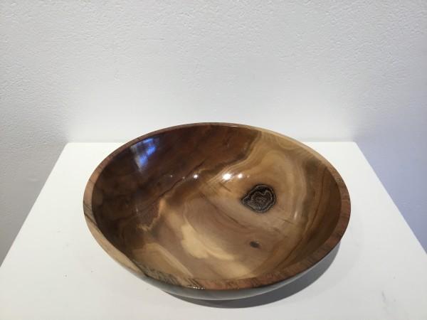Walnut Bowl by John Andrew