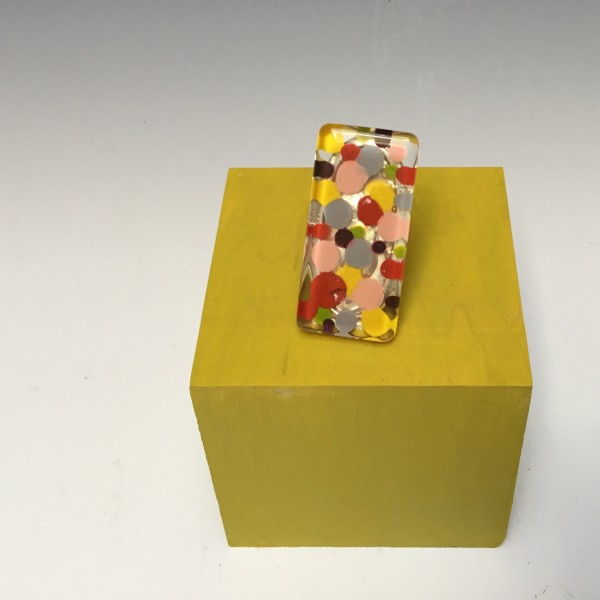 Confetti Ring by Paul Guillemette