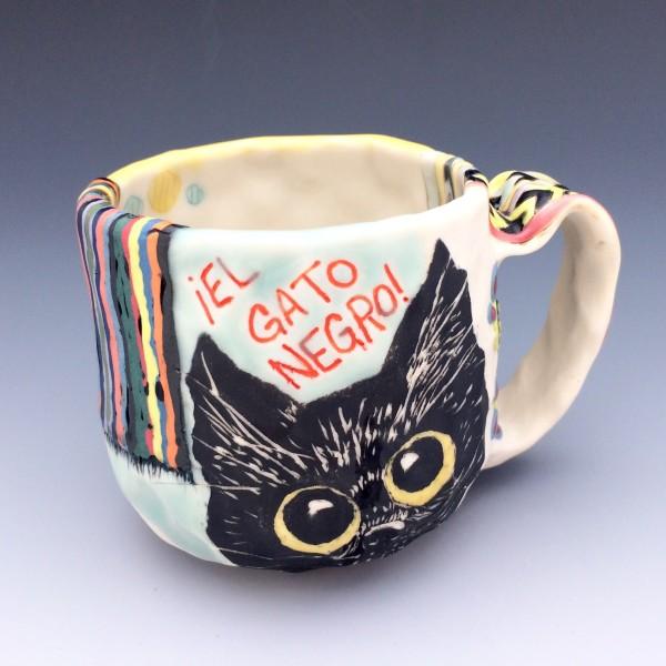 El Gato Negro! by Sarah Magar