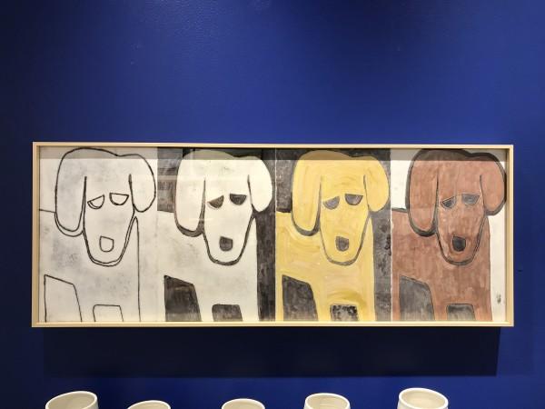 Dog Portraits by Back40: Larry Calkins & Becky Street