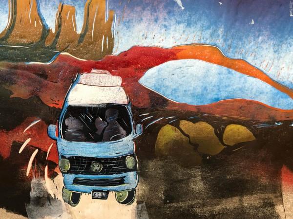 Moab by Carol Montgomery