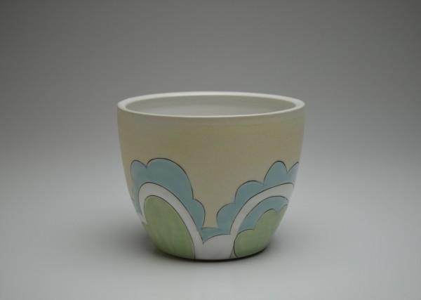 Cloud Serving Bowl by Eliza Weber