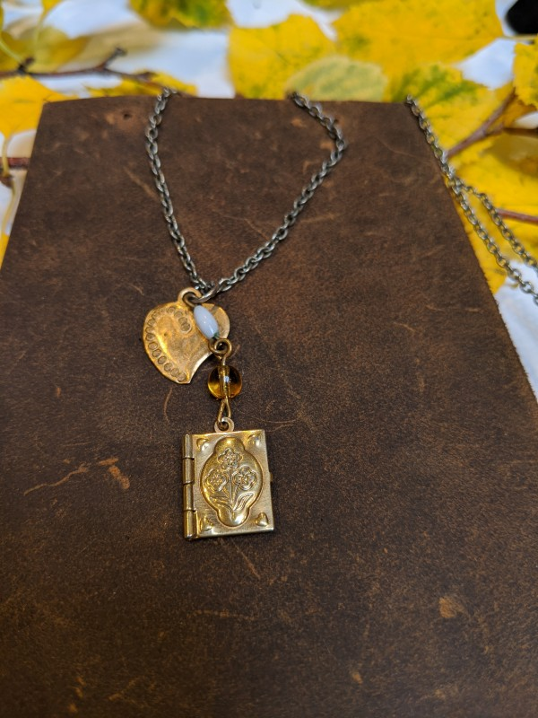 Necklace by Sarahjess Swann