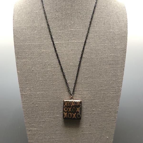Necklace by Paul Guillemette