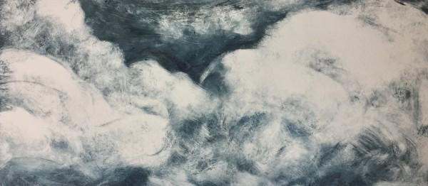 Sky: Afternoon Cumulonimbus by Maureen Shaughnessy