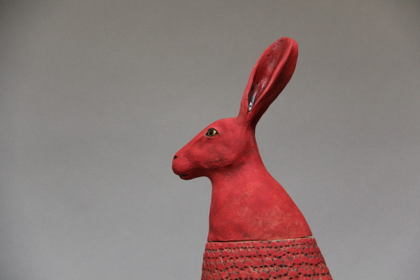 Red Hare by Susan Mattson