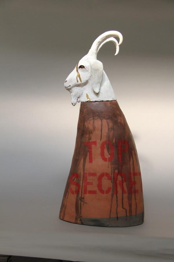 Nacho Scapegoat  by Susan Mattson