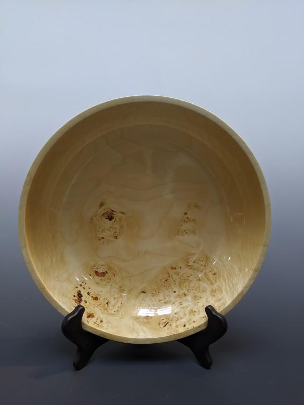 Box Elder Bowl by John Andrew