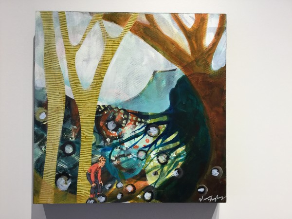 Mother Tree with Child Trees by Maureen Shaughnessy