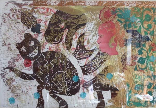 Mitch/Albert/Spider Monkey/Spirit by Carol Montgomery