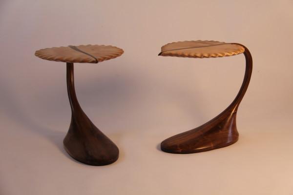 Aspen Leaf Side or End Table (copy) by Tim Carney